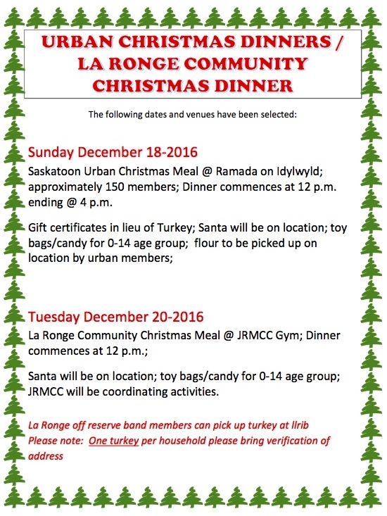 urban-christmas-dinners2 | The Lac La Ronge Indian Band