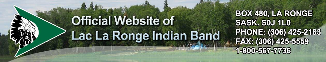 The Lac La Ronge Indian Band